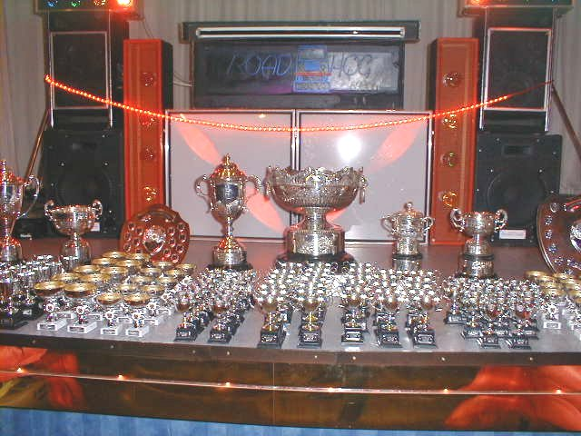 Cup Winners Cups and Shields